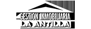 logotipo Gestión Inmobiliaria La Antilla